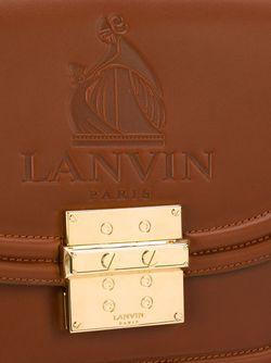 Сумка На Плечо Nomad Lanvin                                                                                                              коричневый цвет