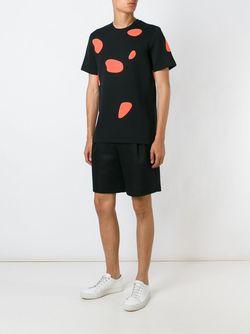 Mushroom Spot T-Shirt TIM COPPENS                                                                                                              чёрный цвет
