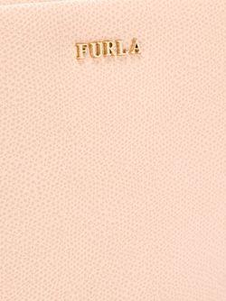 Квадратная Сумка Через Плечо Furla                                                                                                              розовый цвет