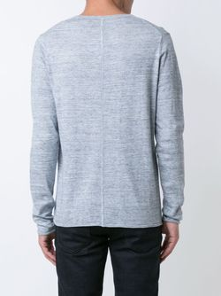 Crew Neck Sweater Vince                                                                                                              синий цвет