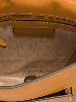 Средняя Сумка-Сэтчел Romy Michael Michael Kors                                                                                                              коричневый цвет