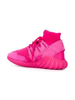 Кроссовки Tubular Doom adidas Originals                                                                                                              розовый цвет