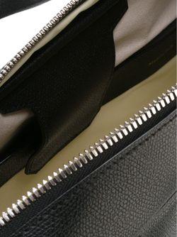 Классический Портфель Valextra                                                                                                              чёрный цвет