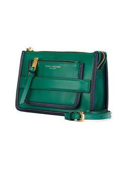 Сумка Через Плечо Madison Marc Jacobs                                                                                                              зелёный цвет