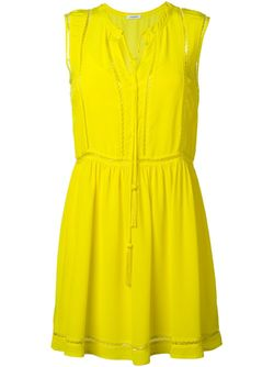 Платье Мини P.A.R.O.S.H.                                                                                                              желтый цвет