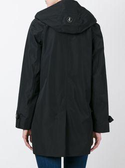 Hooded Coat Save The Duck                                                                                                              чёрный цвет
