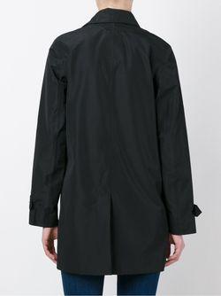 Hooded Coat Save The Duck                                                                                                              черный цвет