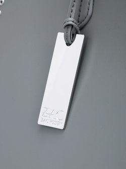Eartha Iconic Signature Shopper Zac Zac Posen                                                                                                              серый цвет