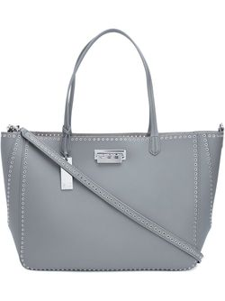 Eartha Iconic Signature Shopper Zac Zac Posen                                                                                                              серый цвет
