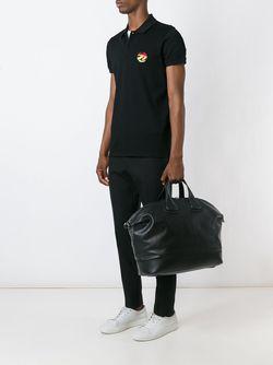 Классическая Футболка-Поло Saint Laurent                                                                                                              чёрный цвет