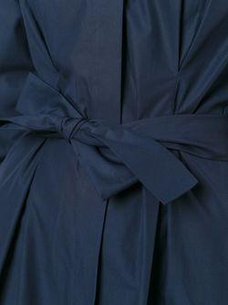 Платье-Рубашка С Поясом Jil Sander                                                                                                              синий цвет