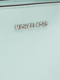 Маленькая Сумка-Сэтчел Selma Michael Michael Kors                                                                                                              зелёный цвет