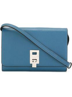 Miranda Cross Body Bag Michael Kors                                                                                                              синий цвет