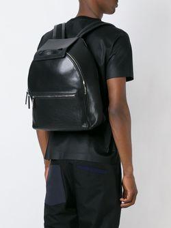Рюкзак С Откидным Клапаном Jil Sander                                                                                                              черный цвет
