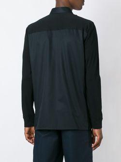 Рубашка С Нагрудным Карманом Helmut Lang                                                                                                              чёрный цвет