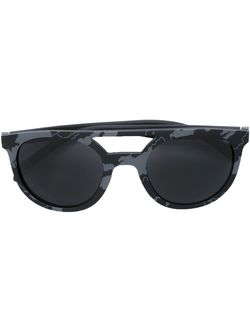 Round Shaped Sunglasses Italia Independent                                                                                                              серый цвет
