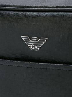 Квадратная Сумка На Плечо Emporio Armani                                                                                                              чёрный цвет