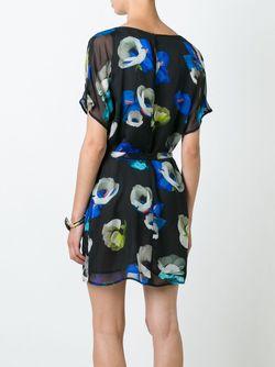 Платье Ebone Minimarket                                                                                                              синий цвет