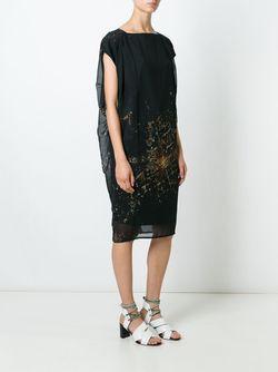 Платье Zany Minimarket                                                                                                              черный цвет