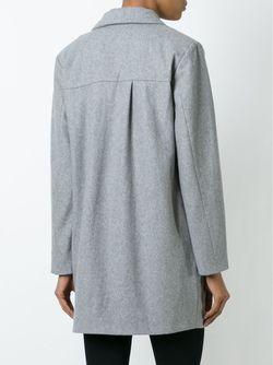 Пальто Jenny Minimarket                                                                                                              серый цвет