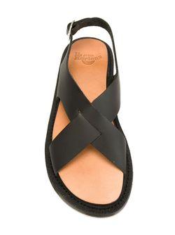 Abella Sandals Dr. Martens                                                                                                              черный цвет