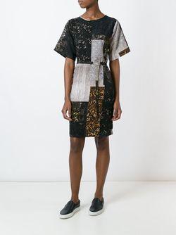 Платье Ebone Minimarket                                                                                                              черный цвет