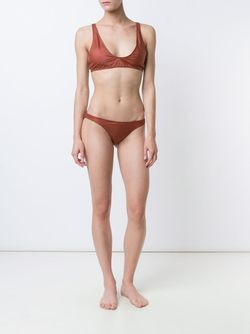 Micro Slim Bikini Rochelle Sara                                                                                                              коричневый цвет
