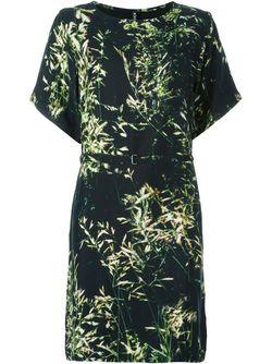 Платье Ebone Minimarket                                                                                                              чёрный цвет