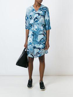 Платье Irene Minimarket                                                                                                              синий цвет