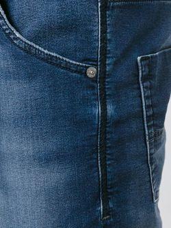 Джинсовые Шорты Kros Diesel                                                                                                              синий цвет