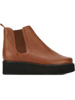 Сапоги Dressier Minimarket                                                                                                              коричневый цвет