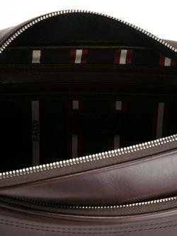 Сумка-Почтальонка Traipse Bally                                                                                                              коричневый цвет