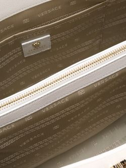 Сумка На Плечо С Логотипом Versace                                                                                                              белый цвет