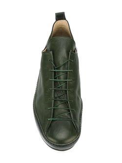 Классические Кроссовки Со Шнуровкой MA+                                                                                                              зелёный цвет