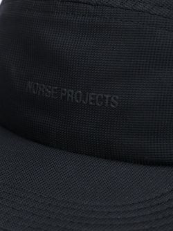 Кепка С Тиснением Логотипа Norse Projects                                                                                                              чёрный цвет