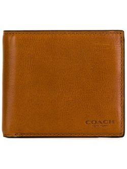 Складной Бумажник COACH                                                                                                              Nude & Neutrals цвет