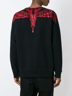 Толстовка Esmeralda MARCELO BURLON COUNTY OF MILAN                                                                                                              чёрный цвет