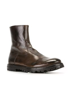 Ботинки Komma Officine Creative                                                                                                              коричневый цвет