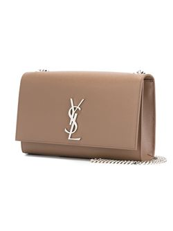 Сумка На Плечо Monogram Saint Laurent                                                                                                              Nude & Neutrals цвет