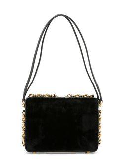 Декорированная Сумка Dolce Dolce & Gabbana                                                                                                              черный цвет