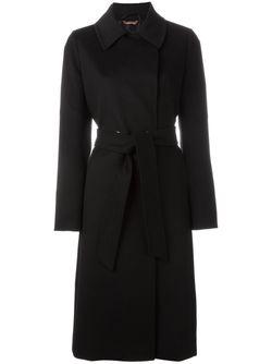 Пальто Zic Max Mara                                                                                                              черный цвет