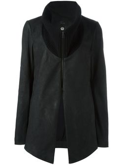 Куртка С Шерстяным Воротником Lost & Found Ria Dunn                                                                                                              чёрный цвет