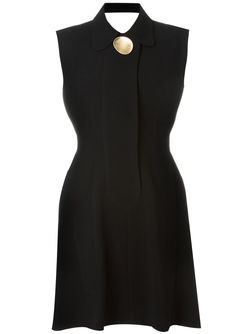 Расклешенное Платье С Открытой Спиной Opening Ceremony                                                                                                              чёрный цвет