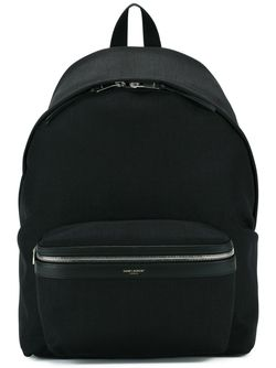 City Backpack Saint Laurent                                                                                                              черный цвет