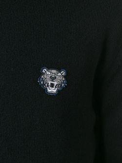 Джемпер Mini Tiger Kenzo                                                                                                              черный цвет