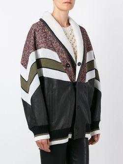 Свободная Куртка С Полосками Drome                                                                                                              многоцветный цвет