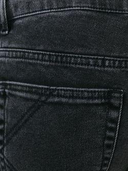 Джинсы С Панельным Дизайном Kenzo                                                                                                              черный цвет