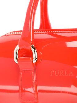 Сумка-Тоут Candy Мини Furla                                                                                                              красный цвет