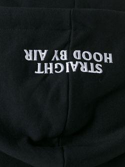 Толстовка На Молнии С Капюшоном HOOD BY AIR                                                                                                              черный цвет