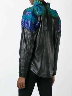 Куртка С Вышивкой Jitrois                                                                                                              чёрный цвет